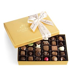 Godiva® - 36 Piece Thank You Gold Gift Box