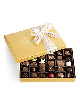 Godiva® - Thank You Gold Gift Box Collection