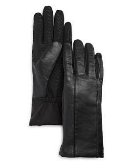U|R - Flex Seam Faux-Fur Lined Tech Gloves