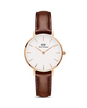 Daniel Wellington - Classic Petite Leather Watch, 28mm