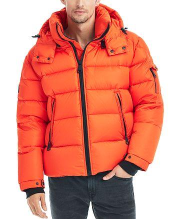 SAM. - Glacier Puffer Coat
