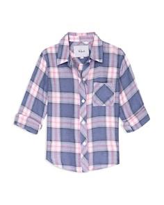 Rails - Girls' Hudson Plaid Shirt - Little Kid, Big Kid