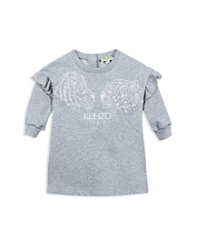 Kenzo - Girls' Embroidered Sweater Dress - Baby