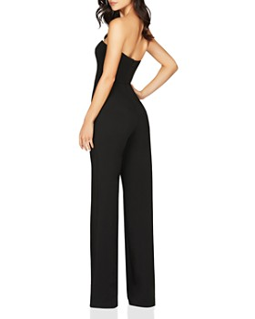 Nookie - Bisous Strapless Sweetheart Jumpsuit