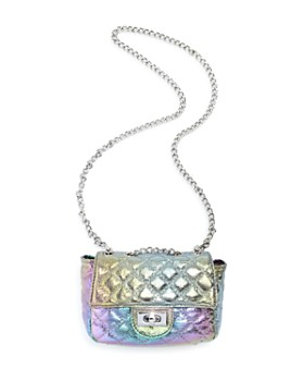 GiGi - Girls' Galaxy Quilted Crossbody Bag - 100% Exclusive