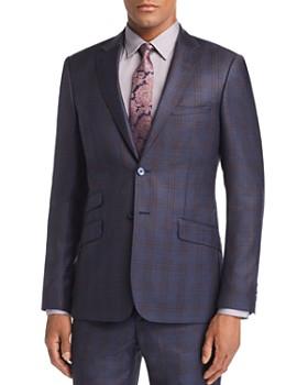 Ted Baker - Fablomj Debonair Check Suit Jacket - 100% Exclusive