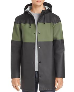 Stutterheim - Stockholm Color-Block Rain Coat - 100% Exclusive