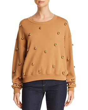 Alice and Olivia - Gleeson Embellished Sweater