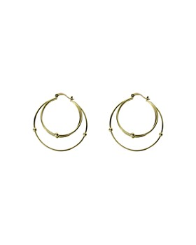 Jules Smith - Litha Hoop Earrings
