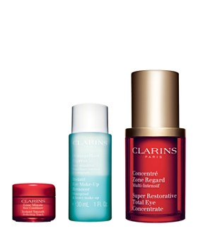 Clarins - Restoring Eye Wonders Gift Set ($102 value)