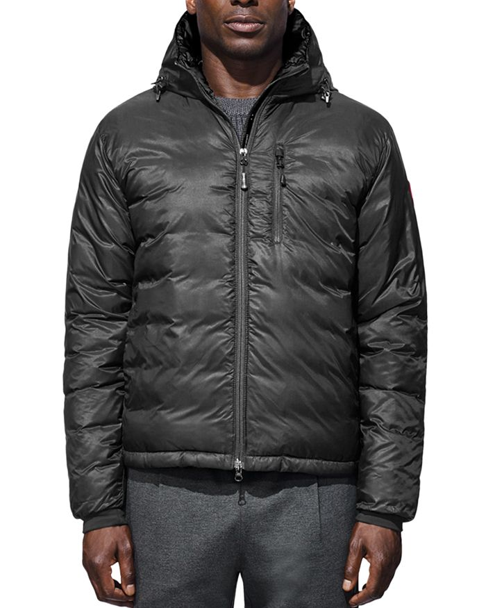 0cb86c8e576f0 Canada Goose Lodge Hooded Down Jacket | Bloomingdale's