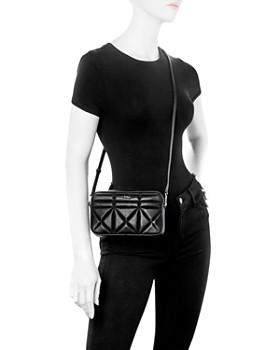 Furla - Fortuna Medium Quilted Leather Convertible Crossbody