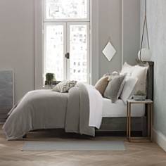 Habit Collection by Highline Bedding Co. Reese Charcoal Bedding Collection - 100% Exclusive - Bloomingdale's_0
