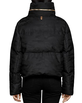Mackage - Camo Short Down Jacket