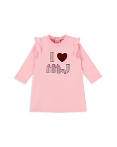 Little Marc Jacobs - Girls' I Love MJ Dress - Baby