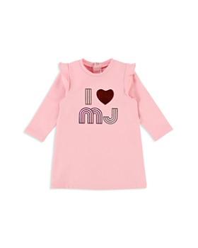 Little Marc Jacobs - Girls' I Love MJ Dress - Baby