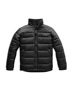The North Face® - Unisex Reversible Mount Chimborazo Quilted & Fleece Jacket - Little Kid, Big Kid