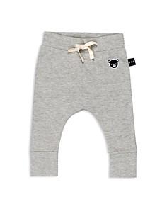 Huxbaby - Unisex Marled Jersey Jogger Pants - Baby