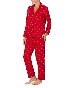 kate spade new york - Printed Long PJ Set