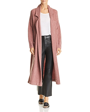 Michelle Mason Knit Duster Coat