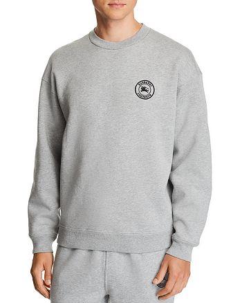 Burberry - Reyleigh Embroidered-Logo Sweatshirt