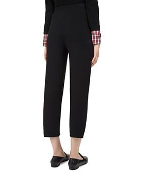 Gerard Darel - Grace Knit Cropped Pants