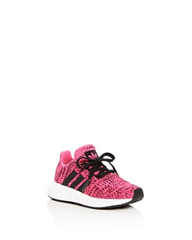 Adidas - Unisex Swift Run Knit Lace-Up Sneakers - Walker, Toddler