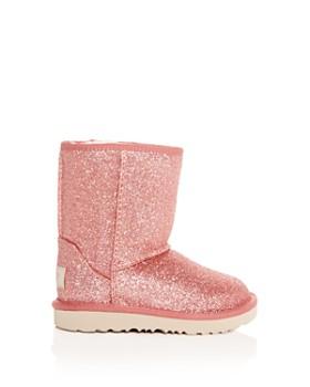 UGG® - Girls' Classic Glitter Boots - Walker, Toddler