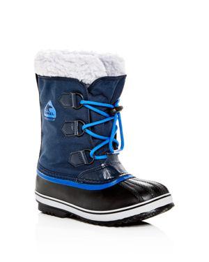 Sorel Girls' Yoot Pac Waterproof Cold-Weather Boots - Little Kid, Big Kid