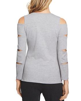 1.STATE - Slit-Sleeve Sweater