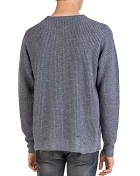 The Kooples - Distressed Cashmere Sweater