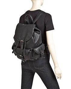 Street Level - Flap Backpack