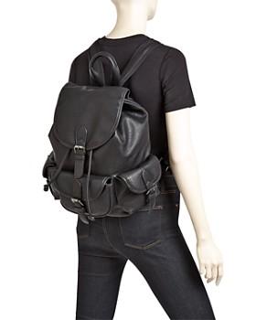 Street Level - Flap Backpack