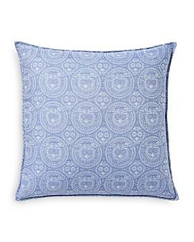 "Robert Graham - Wise Guy Decorative Pillow, 20"" x 20"""