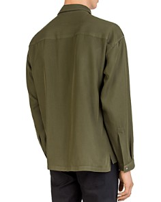 The Kooples - Forest Link Zip Shirt