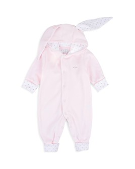 Livly - Girls' Hooded Romper with Bunny Ears - Baby