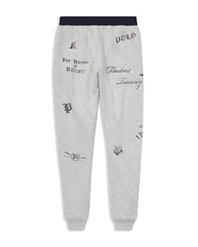 Ralph Lauren - Boys' Polo Doodle-Print Jogger Pants - Big Kid