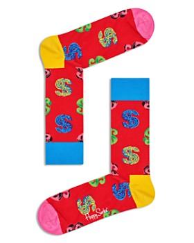 Happy Socks - Andy Warhol Socks Gift Box - Set of 4