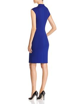 Elie Tahari - Geraldine Cap Sleeve Dress