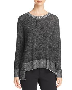 Eileen Fisher - Ballet Neck Box Top Sweater
