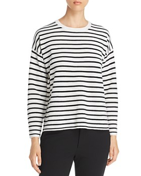 Eileen Fisher - Striped Top