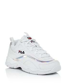 FILA - Women's Ray Low-Top Sneakers