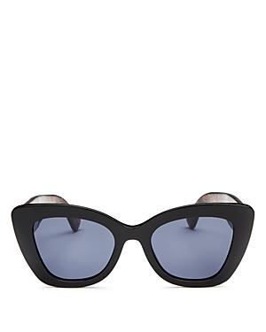 Fendi Women's Cat Eye Sunglasses, 52mm