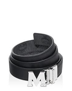 MCM - Visetos Logo Reversible Belt