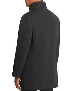 Sanyo - Getaway Raincoat w/ Zip-Out Hood & Button-Out Warmer