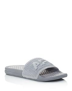 APL Athletic Propulsion Labs - Women's Logo TechLoom Pool Slide Sandals