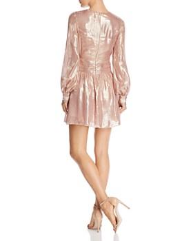 Ramy Brook - Elise Metallic Mini Dress