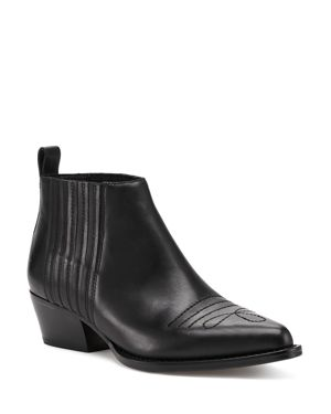 Botkier Women's Texas Leather Chelsea Booties