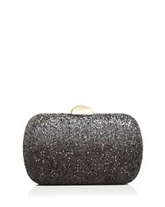 Sondra Roberts - Ombre Medium Glitter Box Clutch