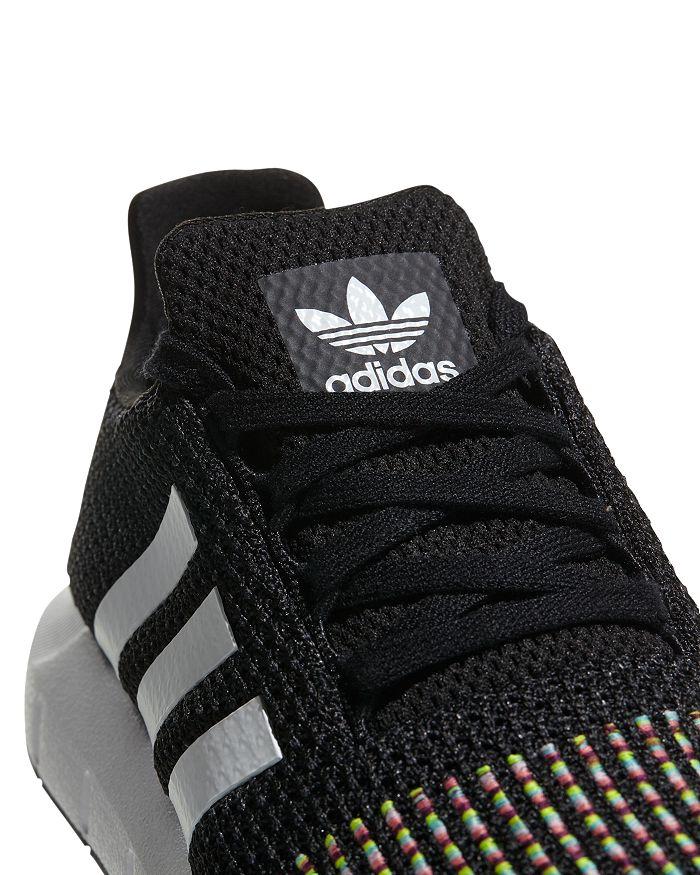 923c4d1d7 Adidas Women S Swift Run Knit Lace Up Sneakers Bloomingdale